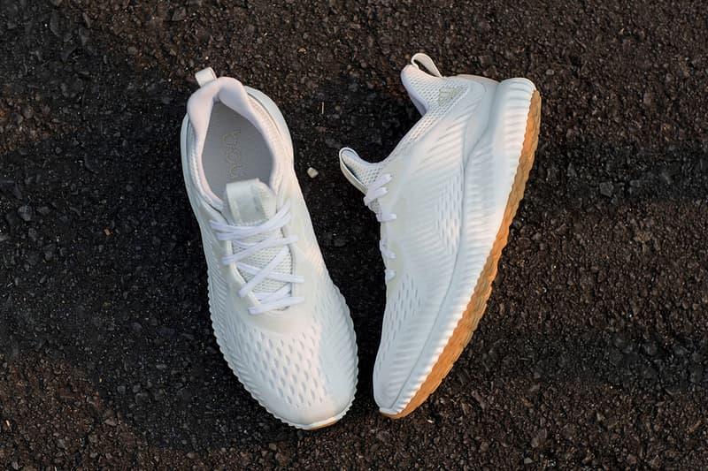 adidas alphabounce Undye Footwear Sneakers Release Date Info Drops