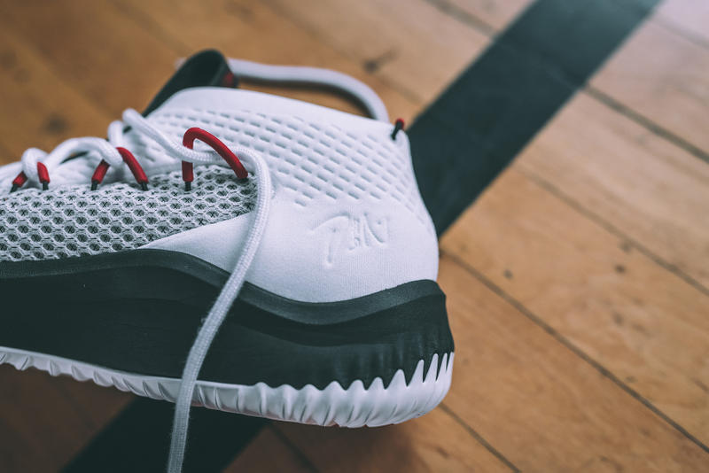 save off e15c6 2a858 adidas Dame 4 Drop Date Damian Lillard footwear adidas hoops release white  red black portland Trailblazers