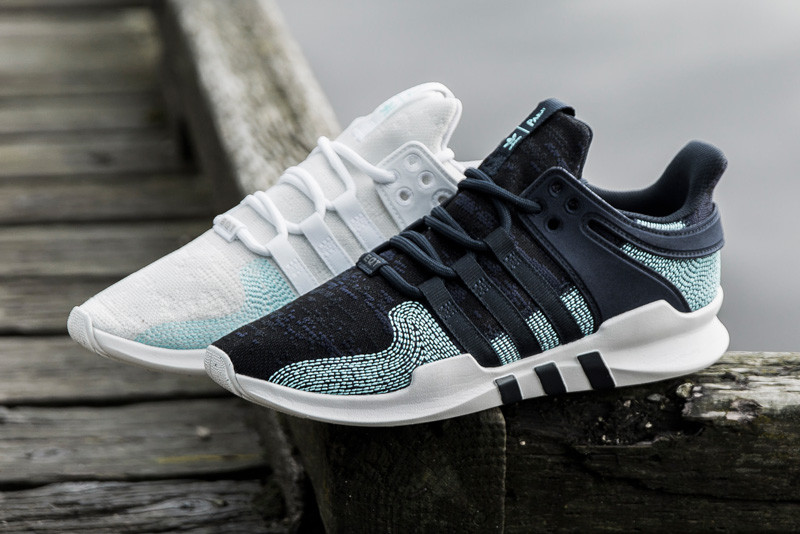 cheaper 4bede 5cf47 adidas x Parley Eqt Support Adv CK Ink and White | HYPEBEAST