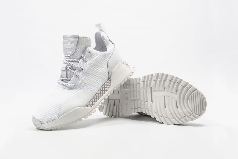 adidas H.F/1.4 Primeknit All White Core Black