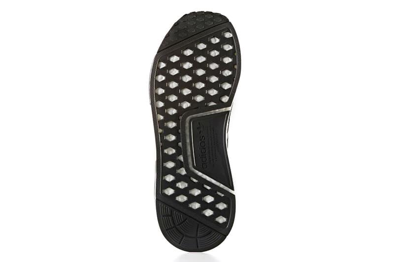 adidas NMD R1 Primeknit Core Black Glitch Camo