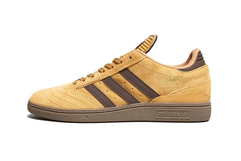 adidas Originals Dennis Busenitz Suede Wheat Copa Mundial Skateboarding