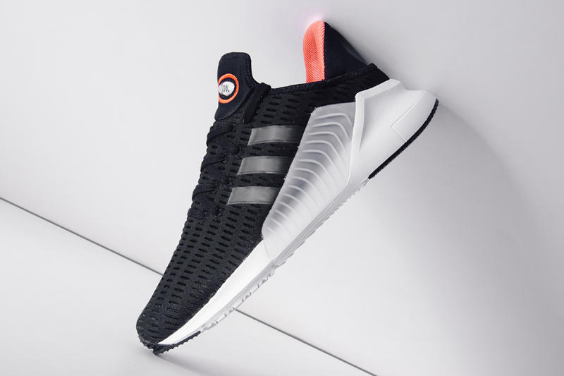 adidas Originals ClimaCool 02 17 2017 Fall Collection Running shoe sneaker release date drop info Core Black Grey