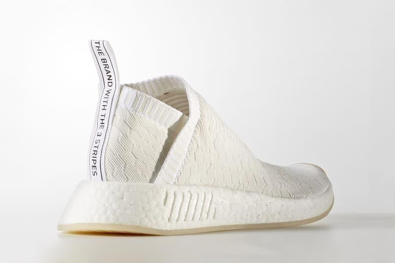 66b3370cbb0 adidas Originals NMD CS2 City Sock Core White