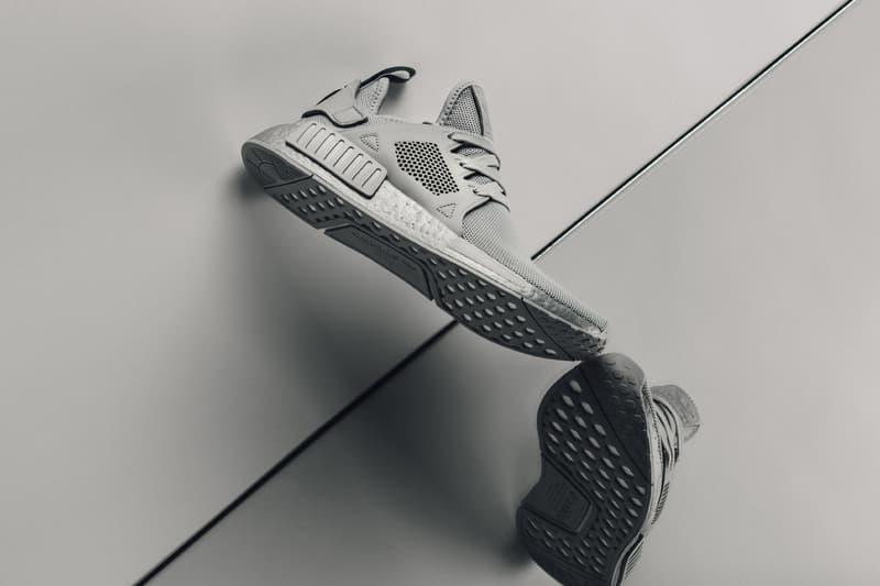 adidas NMD XR1Triple Grey adidas Originals Footwear Release Date Info Drops