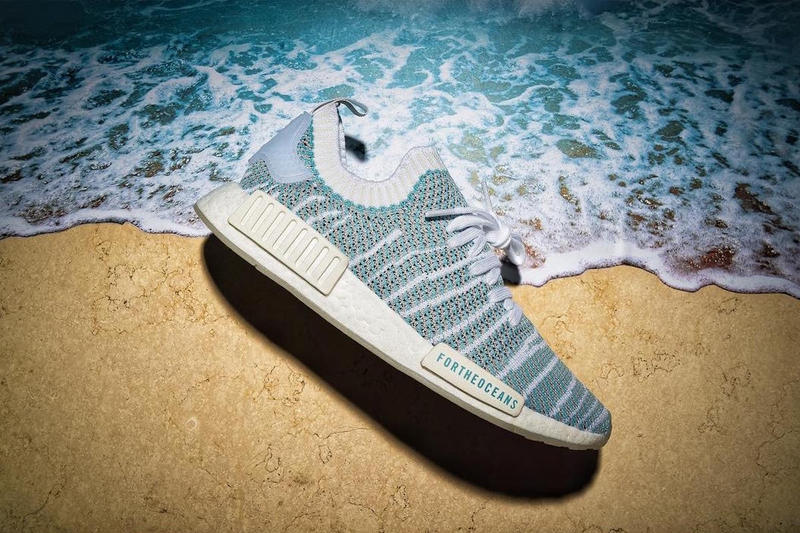 adidas Originals Parley for the Oceans PrimeKnit NMD Pharell Williams Alexander Wang