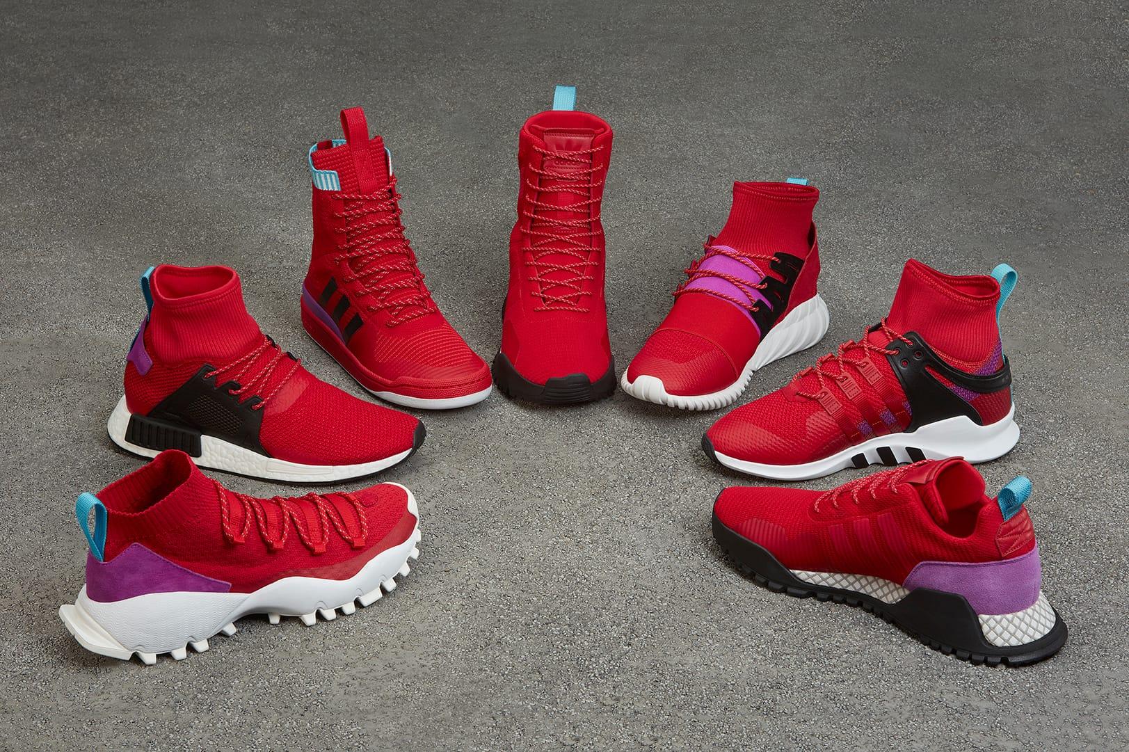 adidas Originals Winter 2017 Footwear