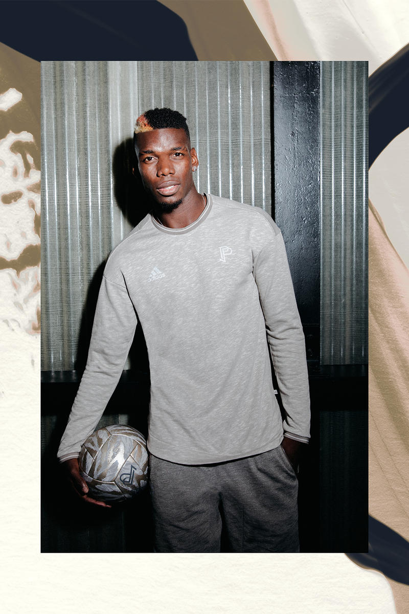 Paul Pogba adidas Season 2 Collection 2017 October Fall Release Date Info Manchester United Soccer Football