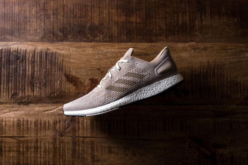 adidas PureBOOST DPR Trak Brown 2017 October 5 Release Date Info Sneakers Shoes Footwear Politics