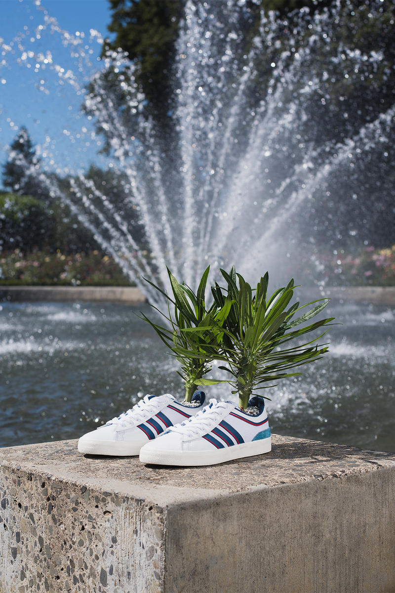 adidas Skateboarding Alltimers Second Collection Collaboration 2017 November 4 Release Date Info Campus Vulc red white blue