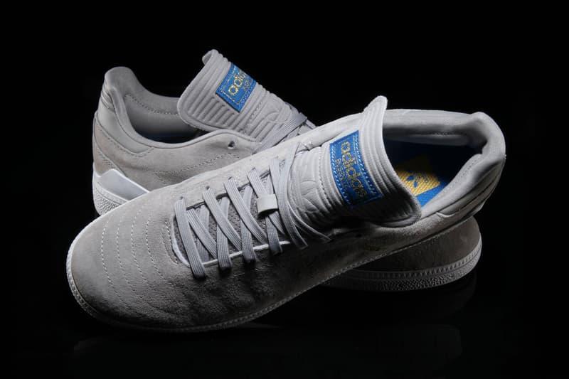 adidas skateboarding Busenitz RX Grey Suede