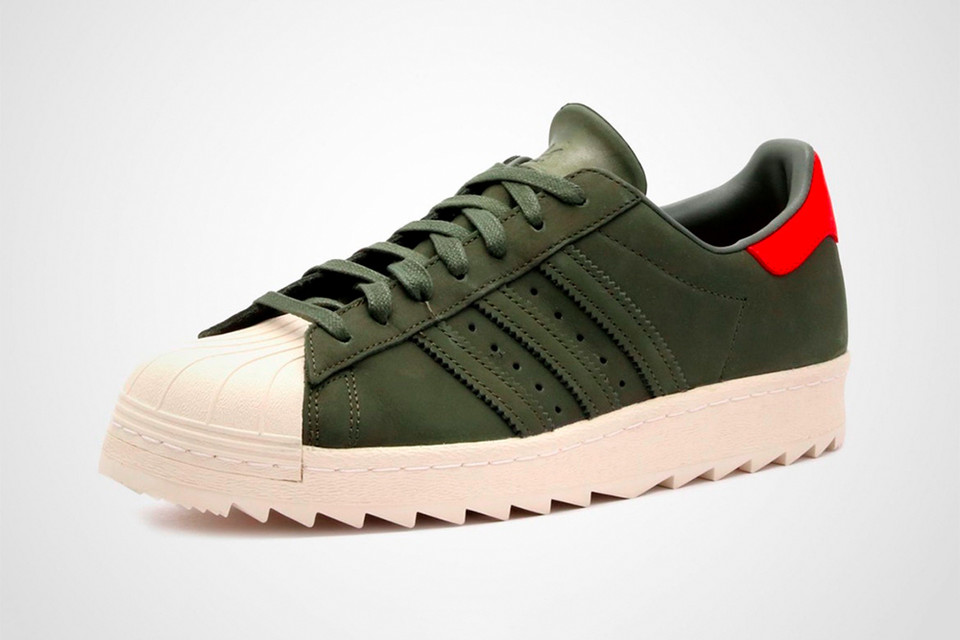 88bab0b1f627 The adidas Superstar Receives a Hiking-Inspired Makeover