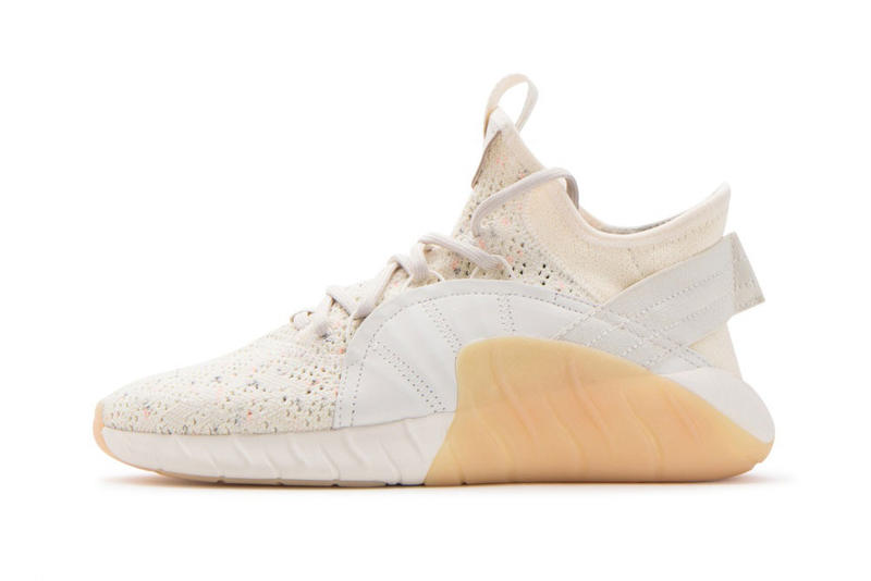 lowest price 0946b b34d5 adidas Tubular Rise Cream White Fall 2017 Release