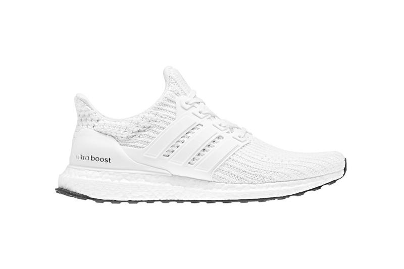 adidas Ultra BOOST 4 0 White Black Multicolor 2017 October 30 Release Date Info UltraBOOST Sneakers Shoes Footwear Road Runner Sports