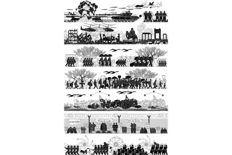 Ai Weiwei Public Art Fund eBay for Charity Art Artwork Print Sculpture