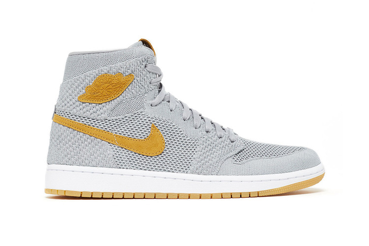 04944b300f7d Air Jordan 1 Flyknit Cleans up Well In