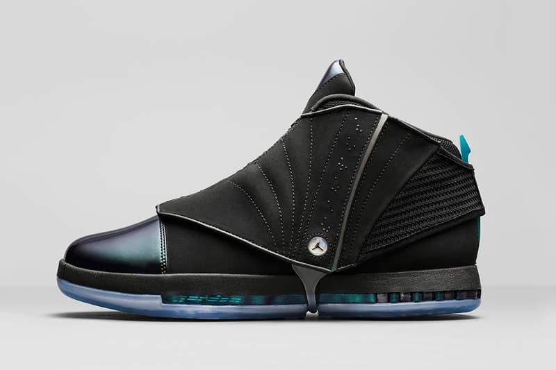 b8e818cab3c Air Jordan 16 CEO Charlotte Hornets NBA Michael Jordan Release Date Info  Drops October 20 2017