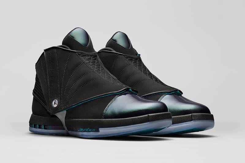 Air Jordan 16 CEO Charlotte Hornets NBA Michael Jordan Release Date Info Drops October 20 2017