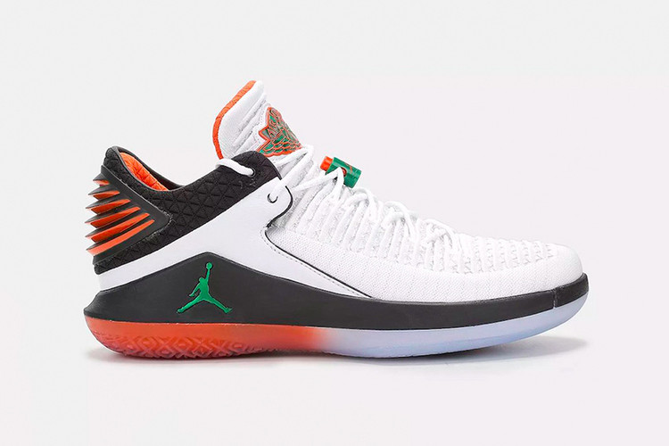 0f779883ec91 Jordan Brand Gives the Air Jordan 32 Low a Gatorade-Inspired Makeover