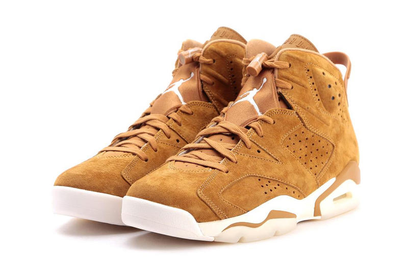 Air Jordan 6 Golden Harvest Jordan Brand November 2017 Release Date