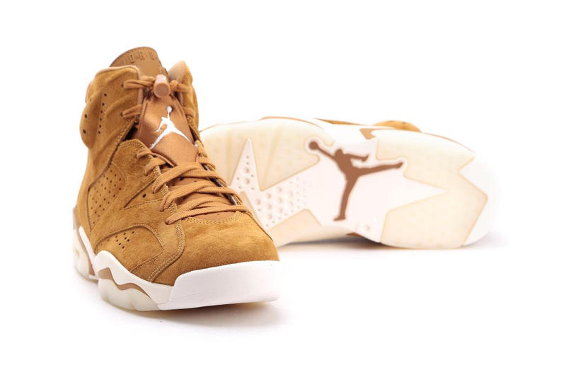 Air Jordan 6 Golden Harvest Jordan Brand November 2017 Release Date