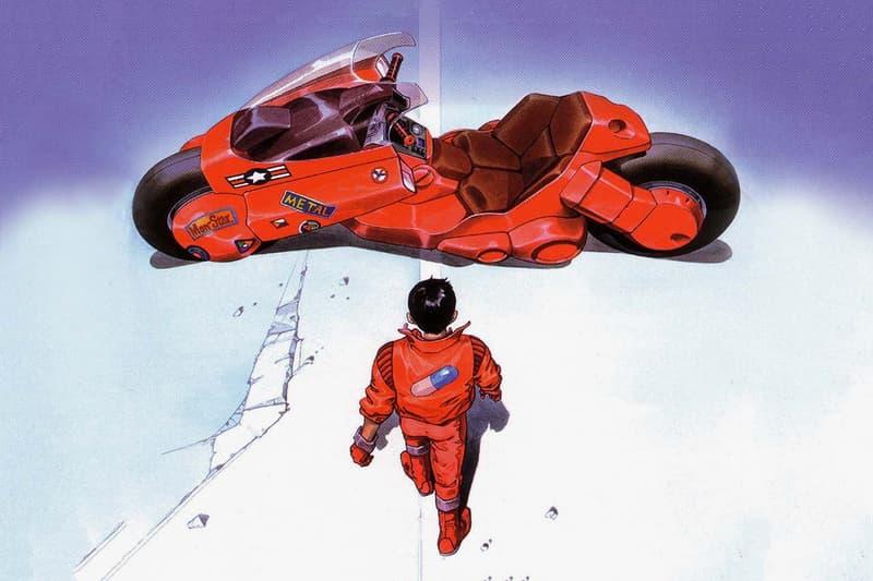 Akira Supreme Collaboration Confirmed Announced Katsuhiro Otomo