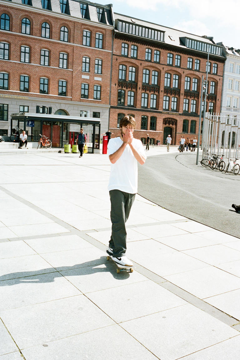 Alex Olson Bianca Chandon SSENSE Copenhagen Skate Skateboarding Skating Interview