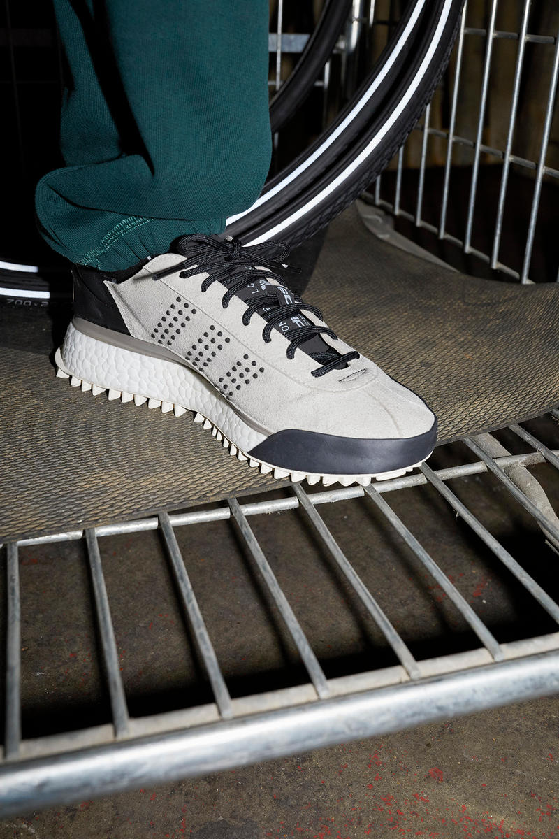 adidas Originals by Alexander Wang Season 2 Drop 3 Hike Lo Bball Lo Juergen Teller Release Date Info Drops November 4 2017
