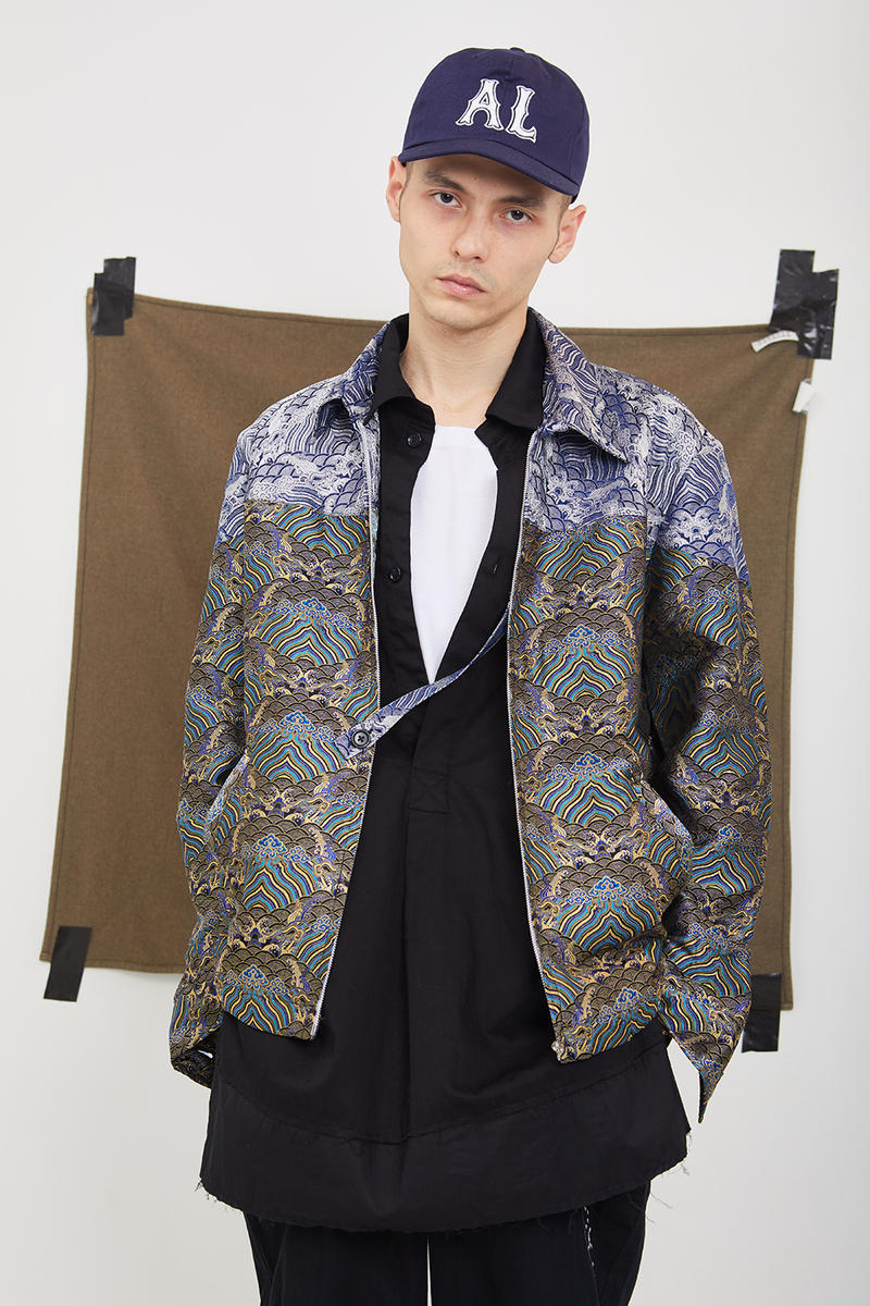 ALICE LAWRANCE Fall Winter 2017 Collection WESTERN FRONT