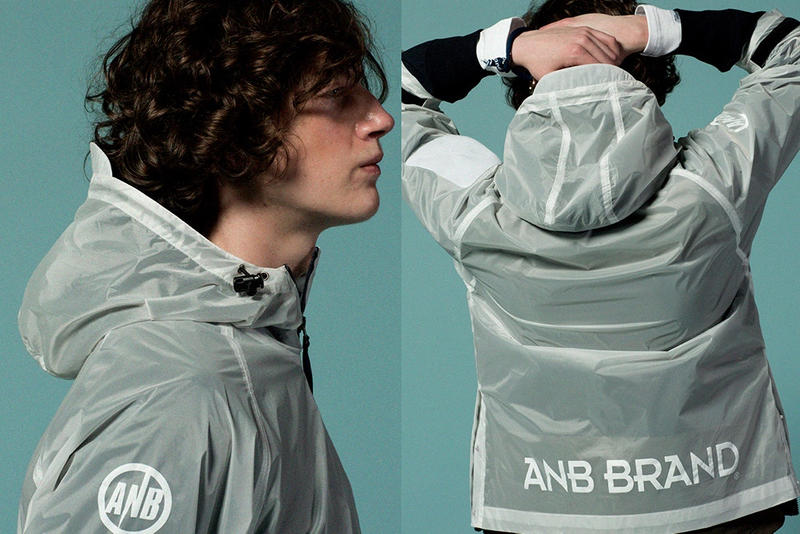 ANB BRAND Fall Winter 2017 Collection Lookbook