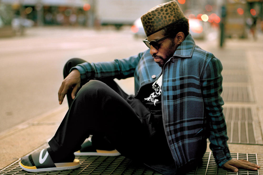 Andre 3000 GQ Style Interview Music Rap Hip Hop Fashion Celebrities big boi outkast retirement andré gold teeth