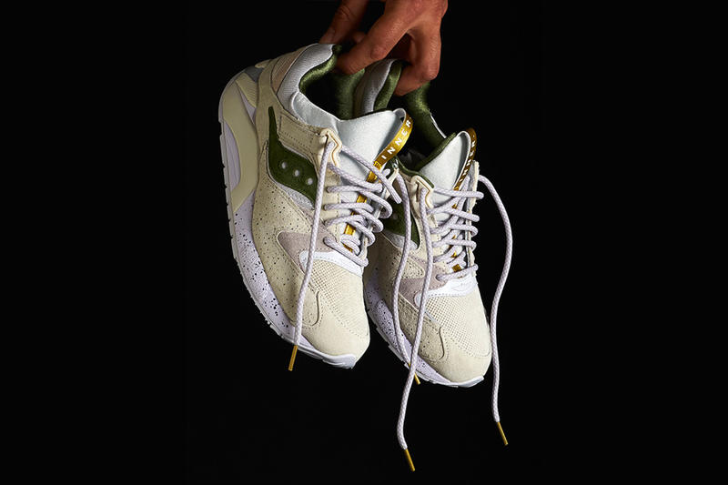 Antonioli INNER Saucony Grid 9000 Milano Shoes