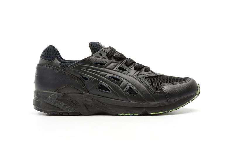 ASICS GEL DS Trainer OG Black 2017 October 31 Halloween Release Date Info Sneakers Shoes Footwear FOOT DISTRICT
