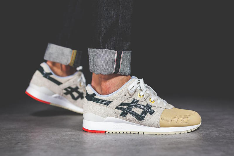 ASICS GEL Lyte III Hampton Green Colorway Release Date Info Drops 2017 October Sneakers