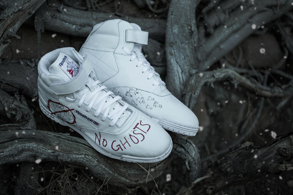 BAIT Stranger Things Ghostbusters Reebok Ex O Fit Hi Collaboration Sneaker Release Date Info Drops October 27 2017 Los Angeles Exclusive Look