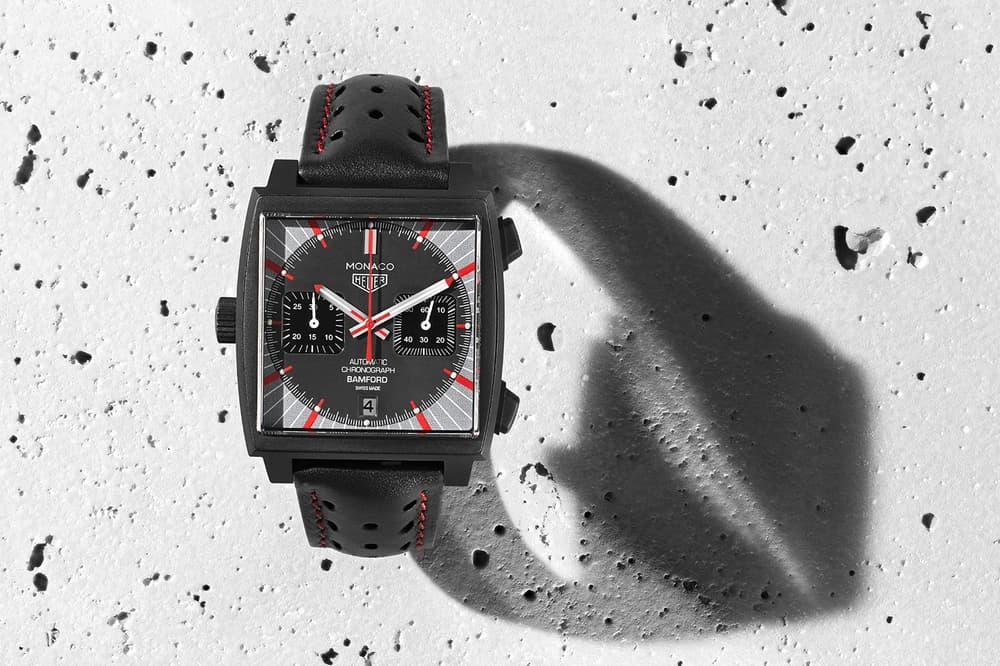 Bamford Watch Department TAG Heuer Custom Watches