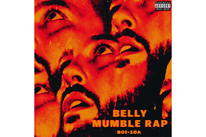 Belly Boi 1da Mumble Rap Album Stream 2017 October 6 Release