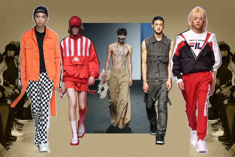 Best Seoul Fashion Week Brands Spring Summer 18 Hypebeast