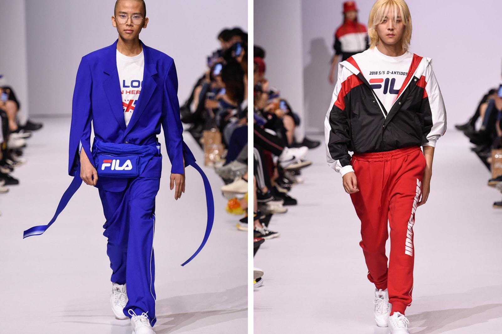 Best Brands Seoul Fashion Week Spring Summer 2018 Korean
