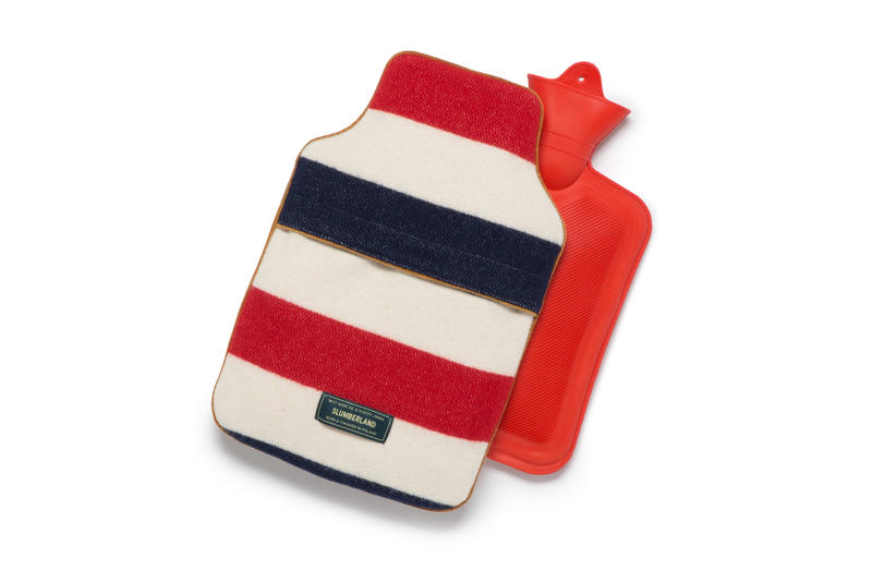 Best Made Co Sleepy Jones Fall Winter 2017 Capsule Collection Red White Blue Stripes Robe Blanket Water Bottle 2 November Release Date Info
