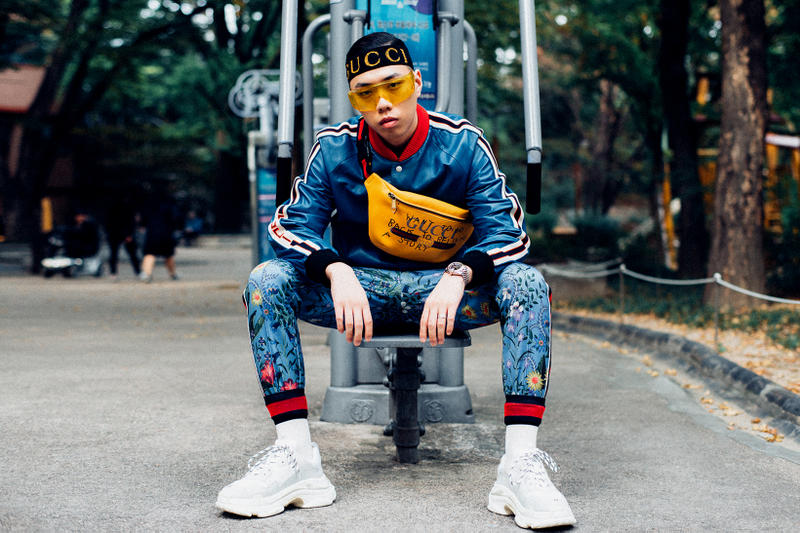 Korean Rapper K-Rap Bewhy Interview Seoul Korea