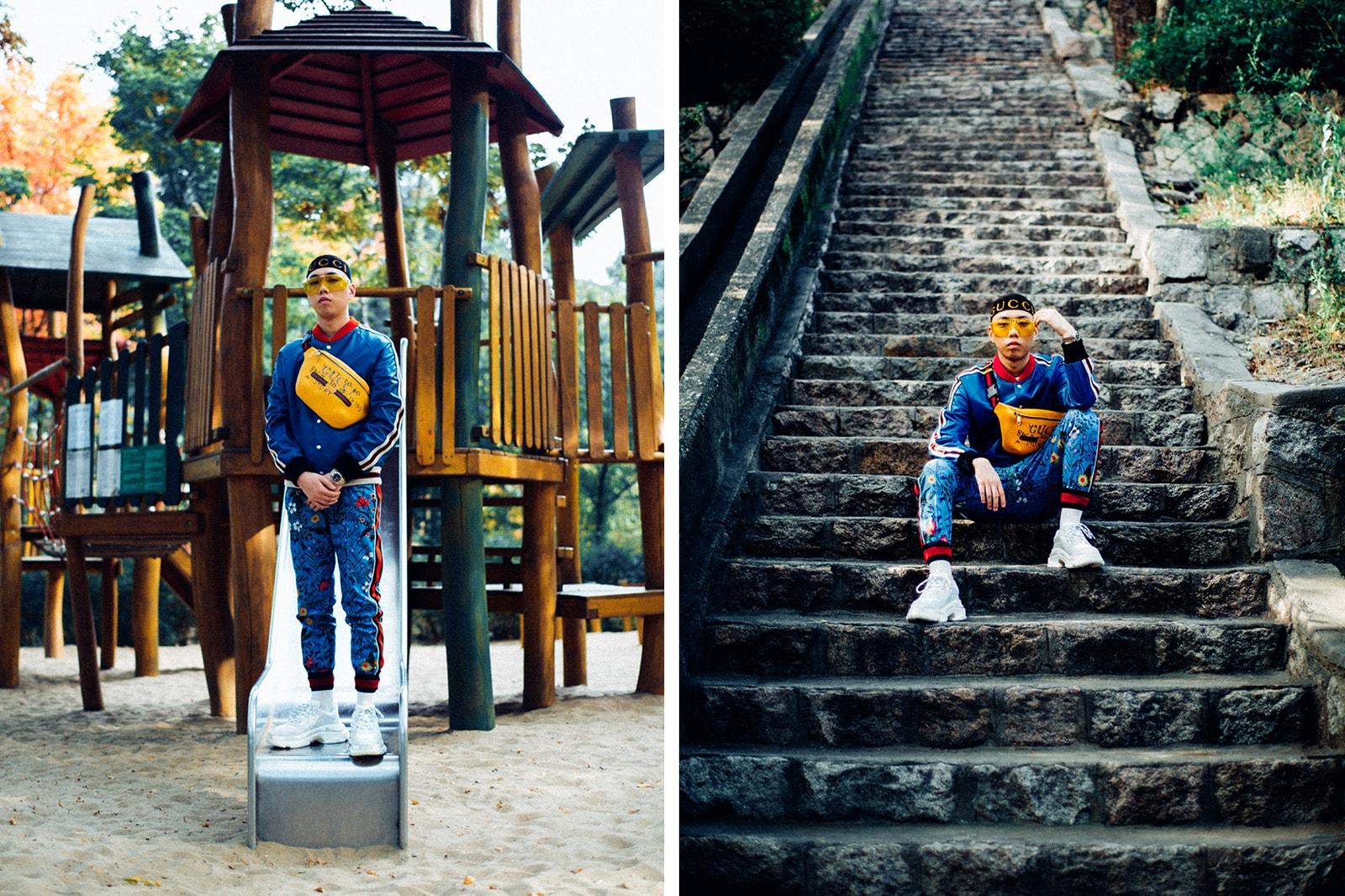 Korean Rapper K-Rap Bewhy Interview Seoul Korea