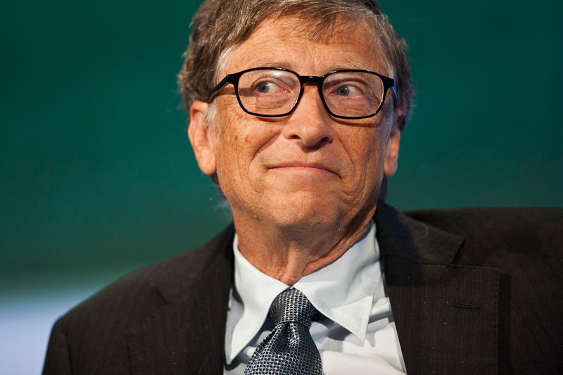 Bill Gates United States Public Education System Billionaire Investment Donation Fund