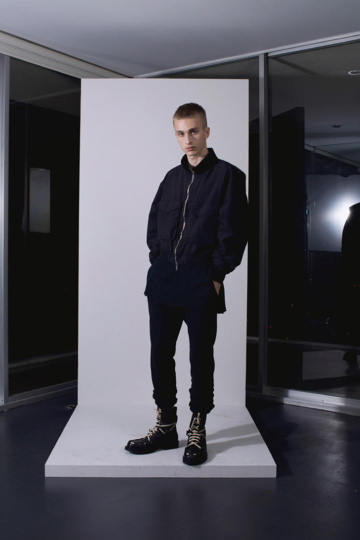 BILLY Fall/Winter 2017 Lookbook Los Angeles Justin Bieber Kim Kardashian