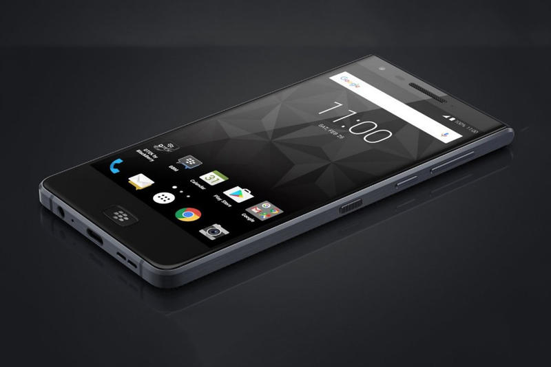 BlackBerry Motion Smartphone TCL October