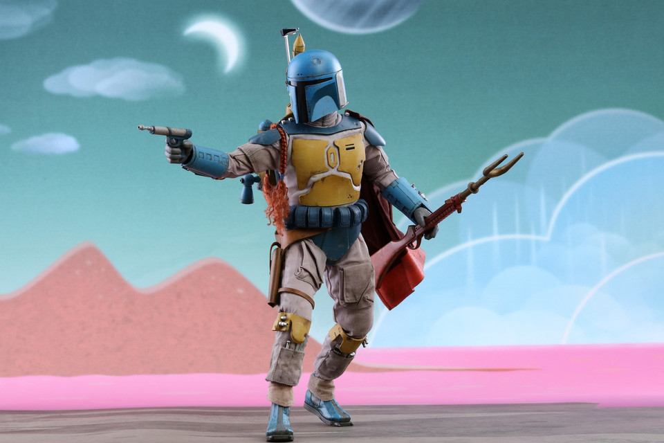 Hot Toys Debuts a Boba Fett Figure From 'The Star Wars Holiday Special'