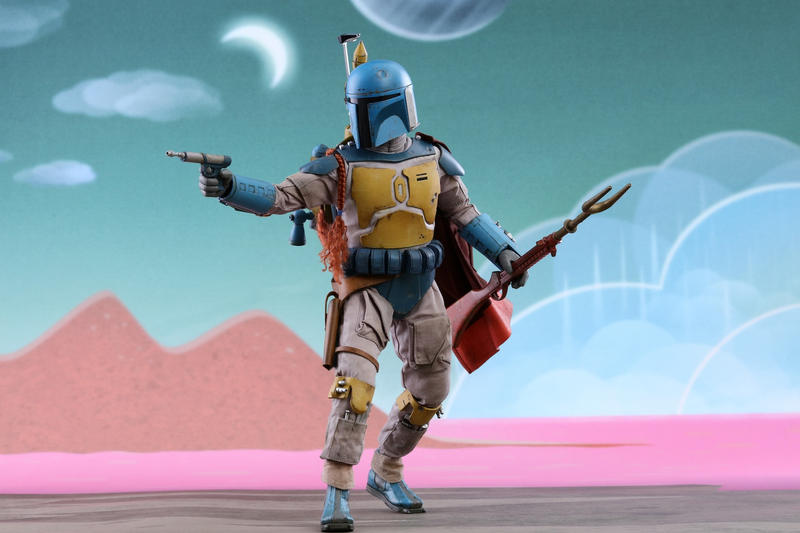 Boba Fett Hot Toys The Star Wars Holiday Special