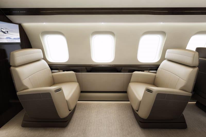 Bombardier Global 7000 Prototype Private Jet 2017 October NBAA