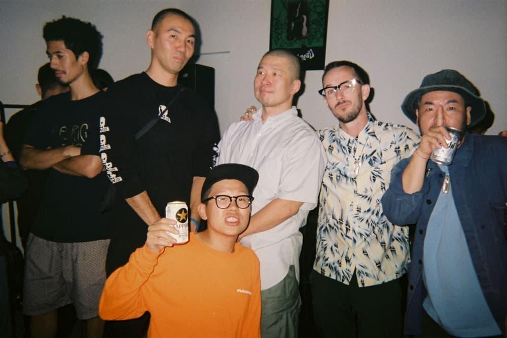 Brain Dead Kyle Ng Vans Suicoke WISM Tokyo Photo Diary