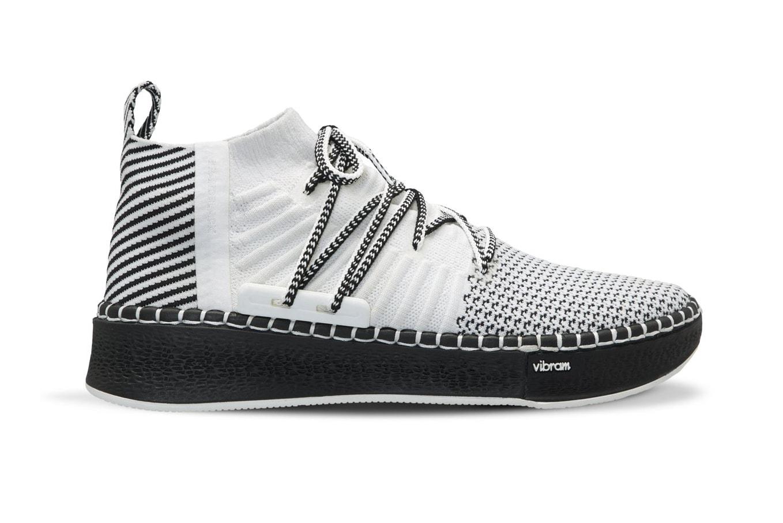Blackblack Vibram sole DELTA basketball sneaker release date info black grey white olive